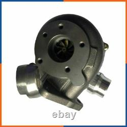 Turbocompresseur neuf pour RENAULT 54399700070, 54399880030, 54399880070