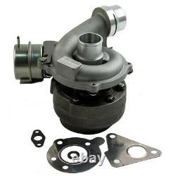 Turbocompresseur pour NISSAN QASHQAI 1.5 dCi. 103 BHP, 76 kW 1461 ccm. + joints