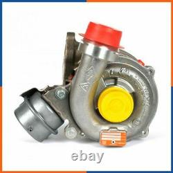 Turbocompresseur pour RENAULT 54399880030, 54399880070, BV39-030, BV39-070
