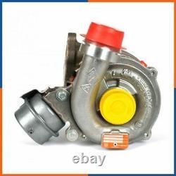 Turbocompresseur pour RENAULT 8200578381, 8200625683