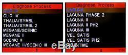 VALISE DIAGNOSTIC ICARSOFT i907 RENAULT DACIA CLIO MEGANE SCENIC KOLEOS